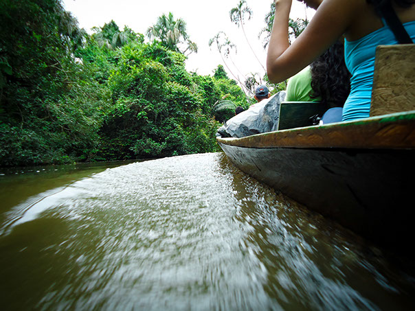 cuyabeno rio amazonia rupturas